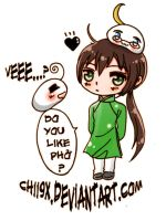 Mochi America and Vietnam 1 XD by Chii9x