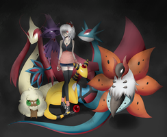 Pokemon: Lured by Black Mist by XxSoratsuhiMitsukoxX