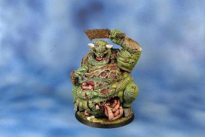 Great Unclean One by darkcornerpainting