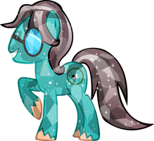 crystal CDthorne by Vector-Brony