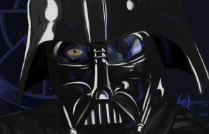 Darth Vader still have a soul by mistermat05
