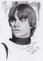 Luke Skywalker by NatalieEgles