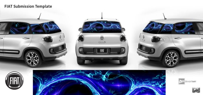 NH-FIAT contest - fractal wave by m0thman72