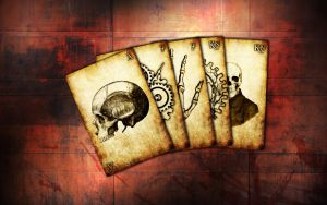 The Dead Man's Hand by TormentedArtifacts