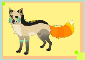 Fox Auction -open- by xKiwiwolf