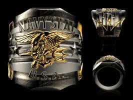 Navy Seal Ring by DeviArTZ