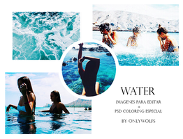 Water [IPE + PSD Coloring] #1 by OnlyWolfs