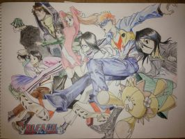Bleach by Orenji--kun