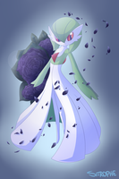Graceful Gardevoir by Sitrophe