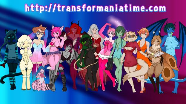 Transformania Time Event 2016 by Luxianne