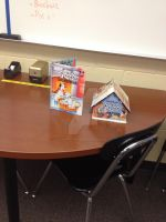 Honors English IB BirdHouse Project by LunaHydreigon