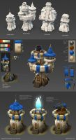 Siegecraft Commander style sheet by mavhn