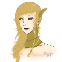 Nefer -AMARNA- by UnseenChaser