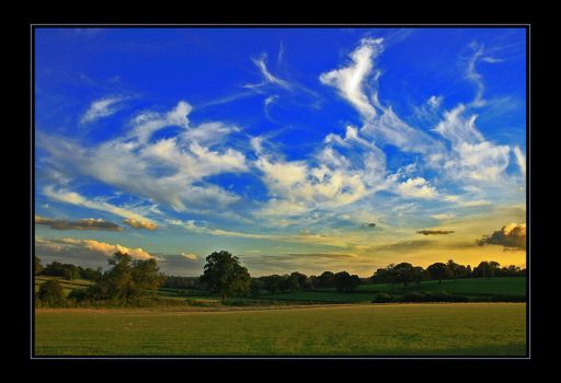 Coundon Sunset by danUK86