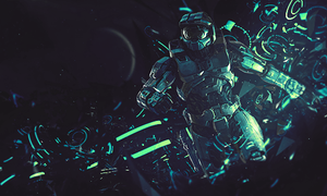Halo | Tag by GFX-3ngine