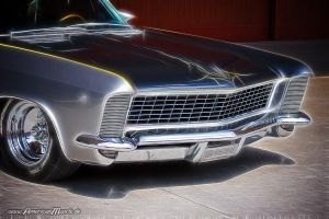 buick custom riviera by AmericanMuscle