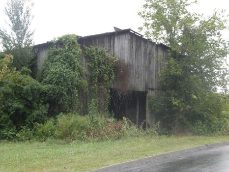 old barn 01 by JuneButterfly-stock