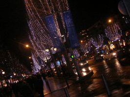 Champs Elysees by mimih