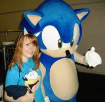Sonic and I... Again by DreamBex