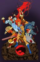 Thundercats by SLewis18