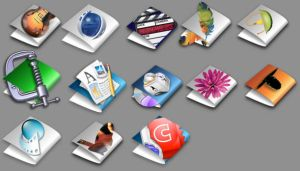 Folder Icons by ialaddin