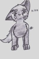 kiko :3 by fierstar123
