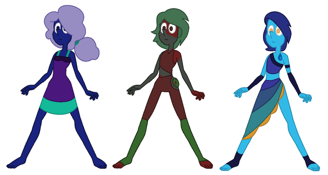 GEM ADOPTS (OPEN - 2/3) by enviousemisarry