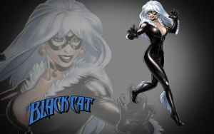 Black Cat - Avengers Alliance by Superman8193