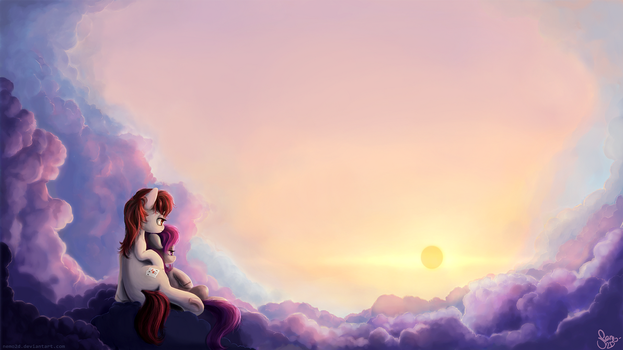Moment of Peace by Nemo2D