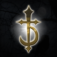 Devildriver Golden Logo by iNightCrawler