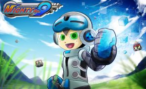 Mighty No. 9 by Blopa1987