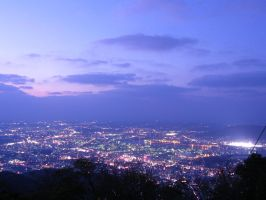 Kitakyushu city,Night8 by kaz0885
