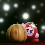 A Spooky Tomato! by SmashingRenders