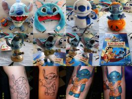My Lilo and Stitch Collection by DoctorTonyStarkWho