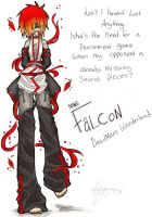 Falcon Nine- Deadman Wonderlan by Rufus-Vulpe