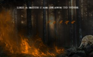 Drawn To Your Flame by Aft3rth0ught