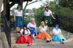 Senshi Ladies by Azure-Rose-Cosplay