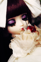 Bloody Red Hood - Pullip II by xBellchenx