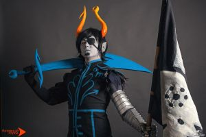 male Marquise Spinneret Mindfang cosplay-best shot by Dead-Batter