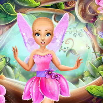 Surprise cut at Pixie Hollow by SilkyCutie