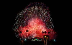 4th of July at the Rose Bowl by Twisted--Pixels