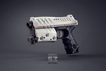 My gun concept photo (Nerf) by laczi