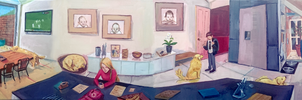 Host Family Christmas Gifts by sarakuan