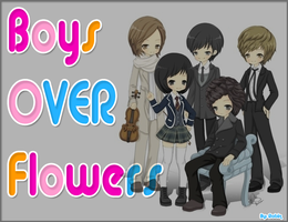 Boys over flowers by FinnJoe
