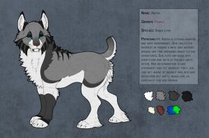 Aspen Reference Sheet by Kium