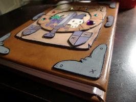 The Enchiridion from Adventure Time v.3 by karikun