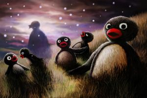 Pingu Resurrection by JakobHansson