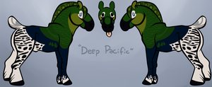 SS' Deep Pacific by featheredwing