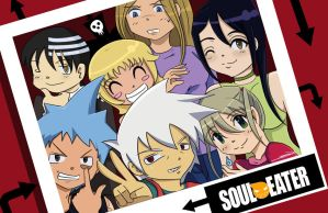 Soul Eater: Picture Time by SoruIta