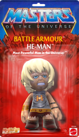 Battle Armour He-Man by Gray29